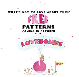 Free patterns coming soon
